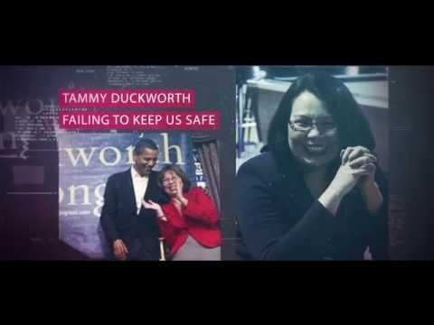 Out of Control: Tammy Duckworth