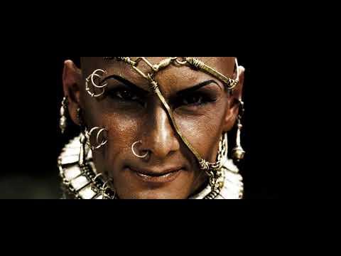300 movie Leonidas ka  last ending scene