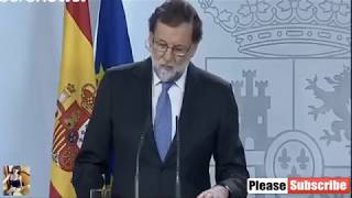 The Spanish government is hard on Catalonia