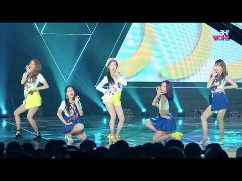 Red Velvet - Power Up (Mirrored)