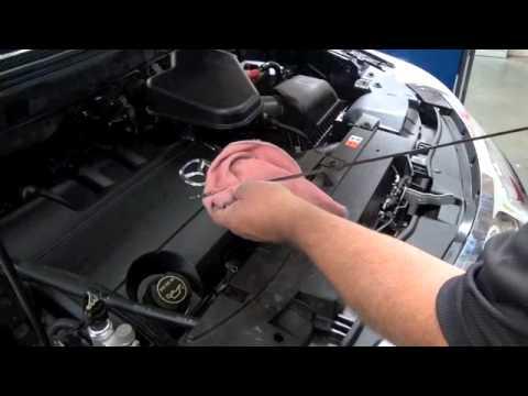 Maita Mazda Service Tip-Checking Your Oil Level - YouTube