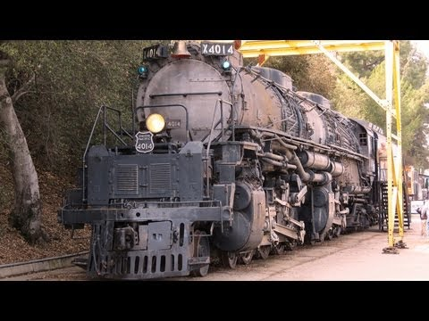 Union Pacific Big Boy Locomotive 4014