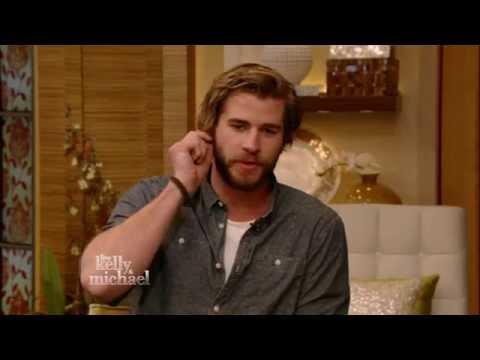 Liam Hemsworth Injury The Hunger Games