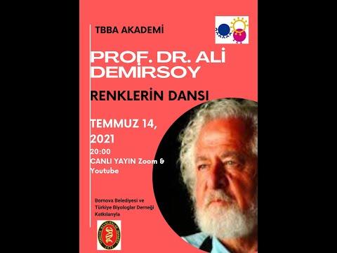 14.07.2021 PROF. DR. ALİ DEMİRSOY \