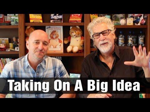 Stephen Talks Big Ideas with Kevin L'Heureux