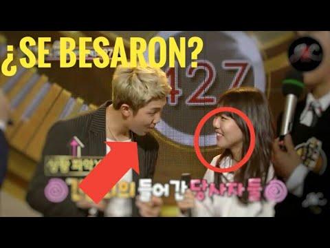 El BESO de RM (BTS) y YUIKO