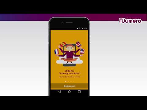 Own unlimited virtual phone numbers from +30 countries on the same mobile | How-to-Use