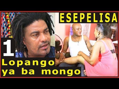 LOPANGO YA BA MONGO 1 Modero Fatou Blandine Mayo Batista ESEPELISA THEATRE CONGOLAIS NOUVEAUTÉ 2017