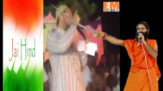 Watch How Asaduddin Owaisi Befitting Reply to Baba Ramdev on His Controversial Comment