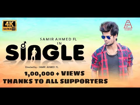SINGLE - Official Teaser - 4k| Samir Ahmed FL | Preetha | Vicky | Gramathu Pasanga