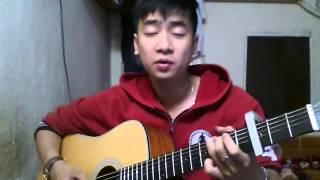 Hạnh phúc khi anh có em(Phúc Bồ) - Guitar cover