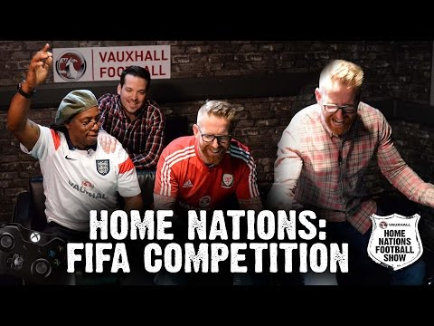 FIFA Competition  | Home Nations Football Show