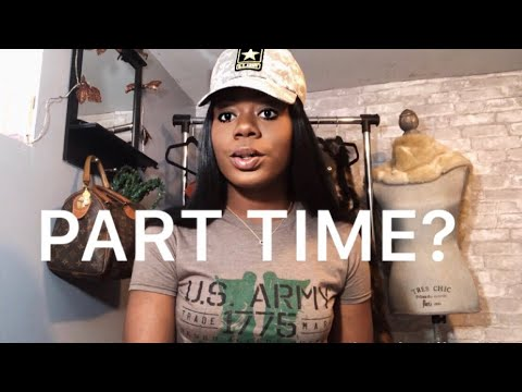 JOINING THE ARMY!? | Army Reserve, Full Time College Student, Part Time Military?
