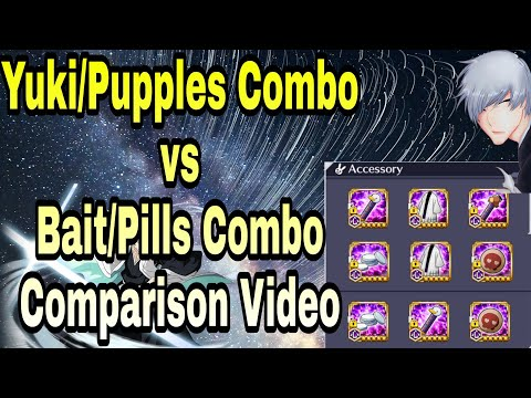 Test Comparison: Yuki/Pupples vs Hollow Bait/Fortification Pills - Which Build is Better?