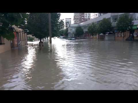 Затопило Новороссийск, ул. Энгельса