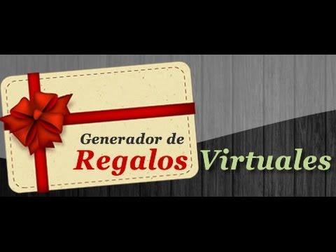 REGALOS VIRTUALES GRATIS