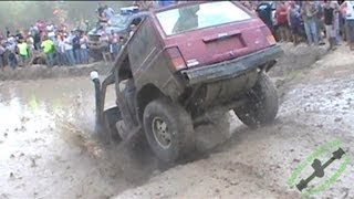 REDNECKS GONE CRAZY HILL N HOLE DRIVE IT LIKE YOU STOLE IT!!!