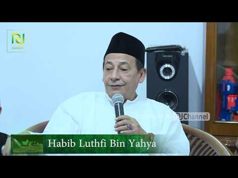 HABIB LUTHFI BIN YAHYA : KAROMAH, 7 HARI MBAH KH MAIMOEN ZUBAIR