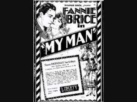 My Man 1928 (Original Trailer, Vitaphone Sound On Disc Only)