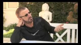 "Ringo Starr and his new Album ""Y Not"""