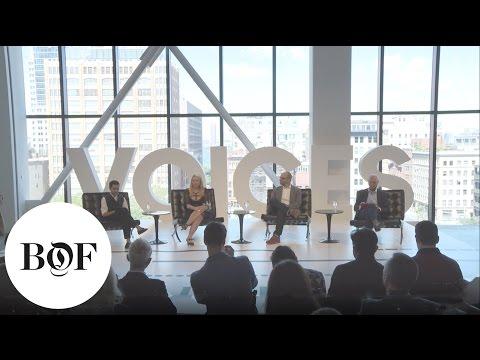 BoF Voices   Fashion's Fourth Industrial Revolution
