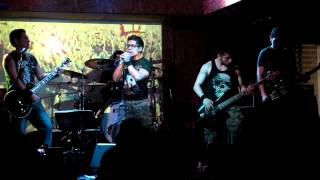 Tributo Creed - One Last Breath @Yield Bar 2014 (Banda: Freedom Fighters)