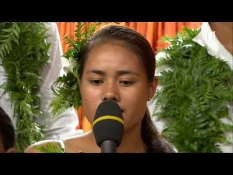 Les chorales de Noël vous enchantent sur Polynésie 1ère - 24/12/2016
