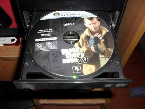 Gta Iv Unboxing And Full Installation With Non Cd