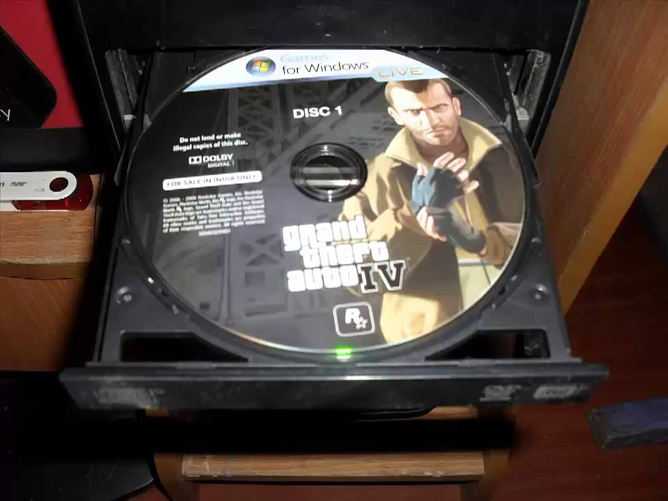 gta 4  full version for laptop
