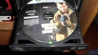 GTA IV Unboxing and Full Installation (With Non Cd Crack)