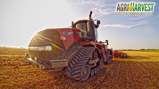 CASE IH QUADTRAC 600 | 850 HP NAPHTHA POWERED | -GoPro- [Full HD]