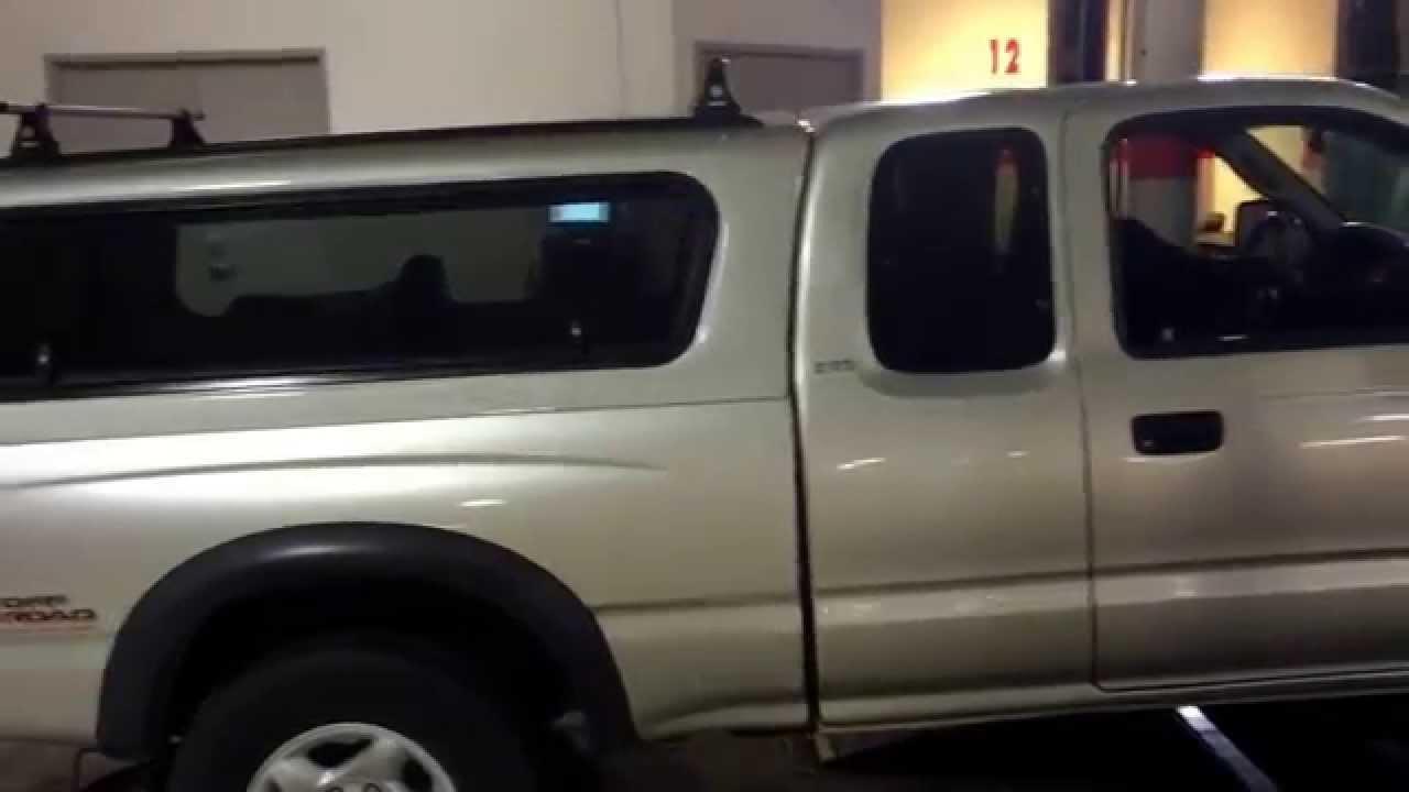 Toyota Frame Recall - YouTube