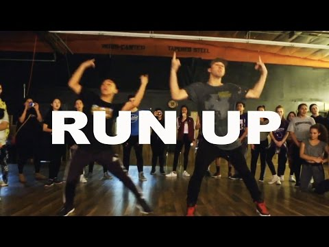 """RUN UP"" - Major Lazer ft Nicki Minaj Dance 