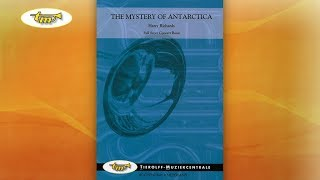The Mystery Of Antarctica - Concert Band - Richards - Tierolff