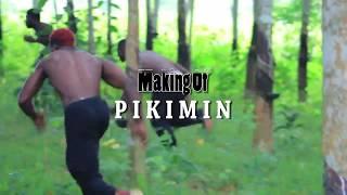 Debordo Leekunfa - Pikimin - Making Off