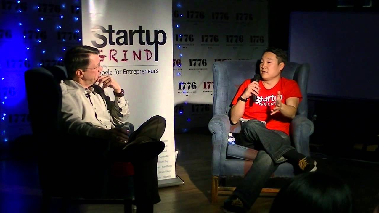 Startup Grind DC - Peter Barris of NEA, world biggest VC fund
