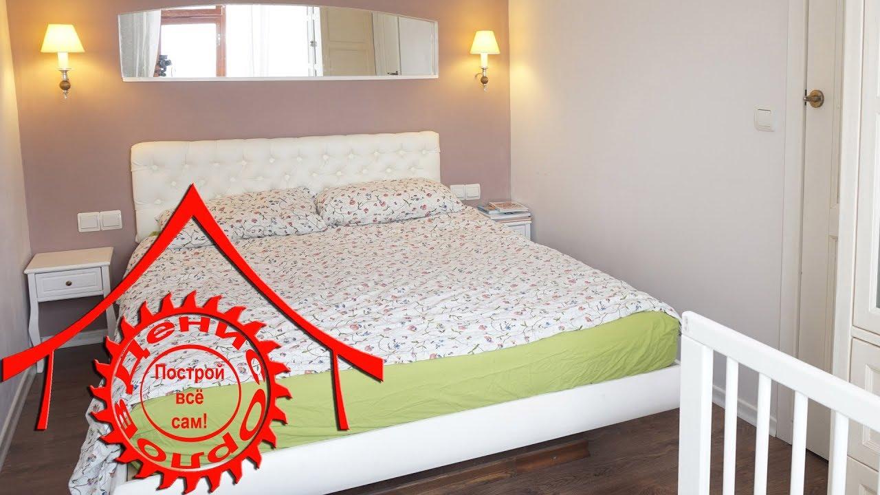 Как сделать кровать из фанеры фото 338