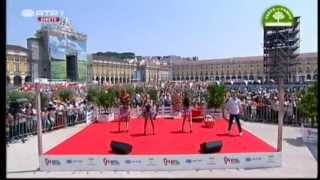 Joana - Festa no campo (RTP@29 Jun 2013)