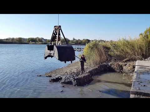 видео: Дноуглубление