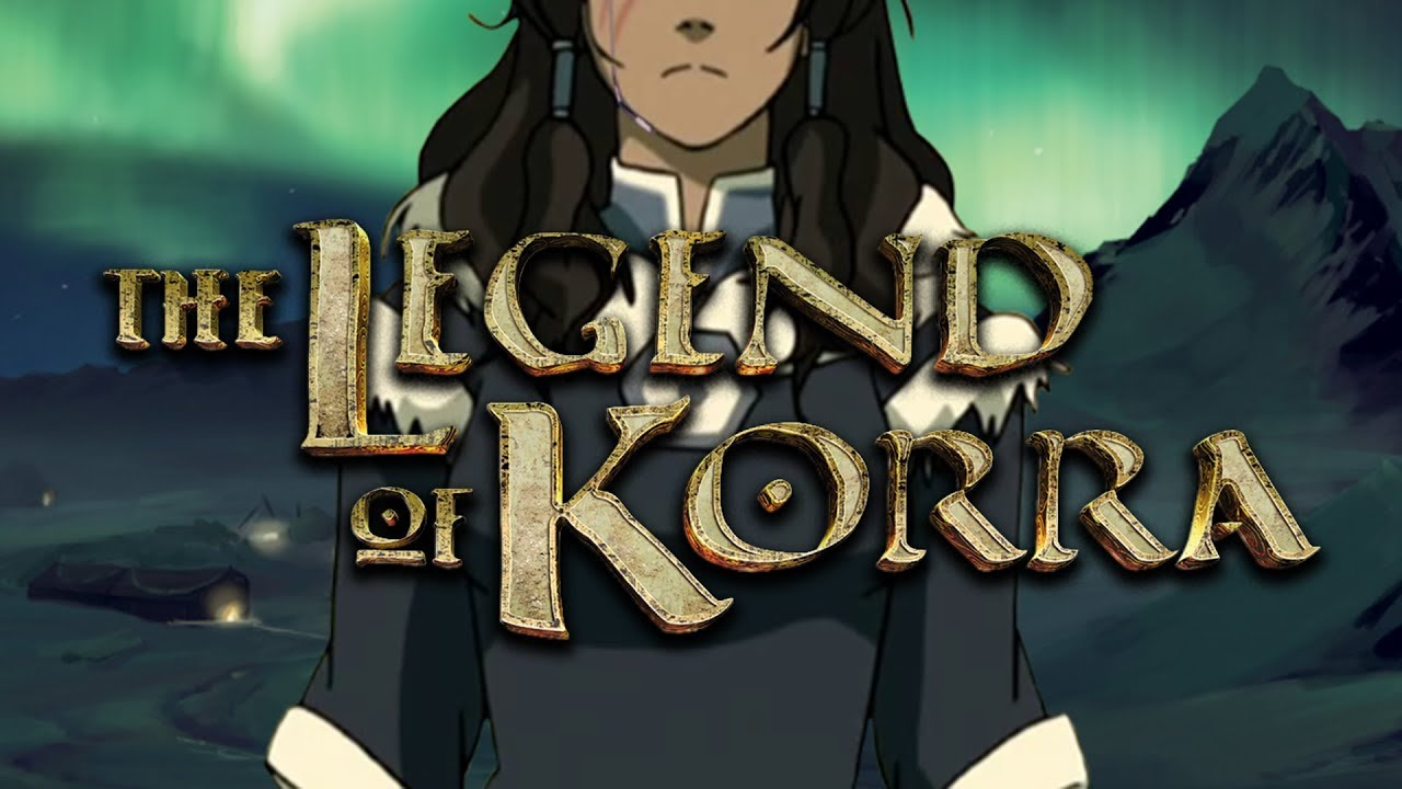 Download The Legend of Korra: A Beautiful Mess