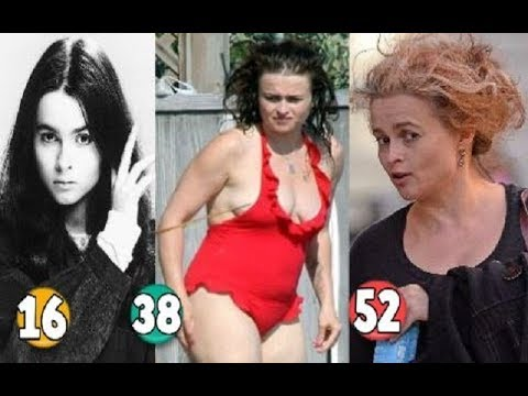 Helena Bonham Carter ♕ Transformation From 13 To 52 Years OLD