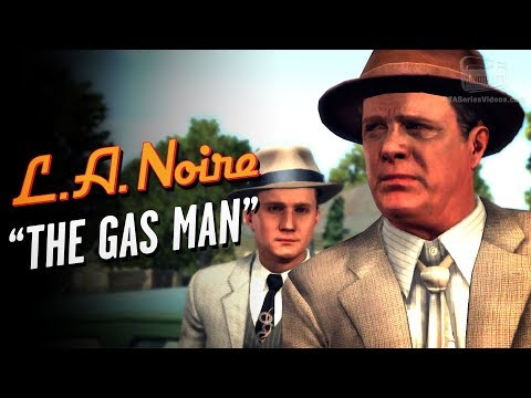 LA Noire Remaster - Case #21 - The Gas Man (5 Stars)