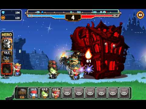 Catwar2vsElderSign - Android gameplay GamePlayTV