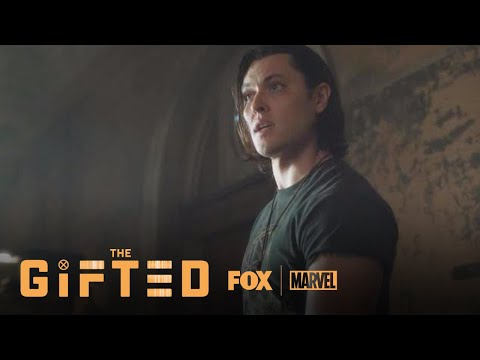 The Mutants Argue At The Base Camp | Season 1 Ep. 10 | THE GIFTED