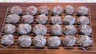 Lamington Cookies - Recipe