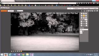 Demo of Dahua DH-SD59230S-HN 30X PTZ Camera