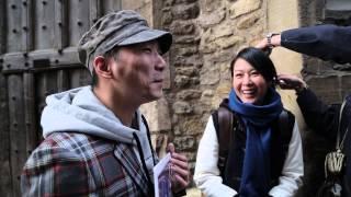 ::獨家曝光:: Rene劉若英[親愛的路人]專輯英國拍攝MV花絮