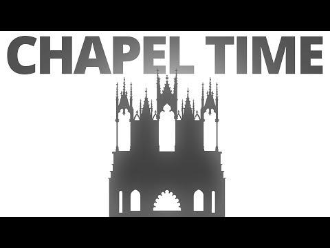 The Vortex—Chapel Time