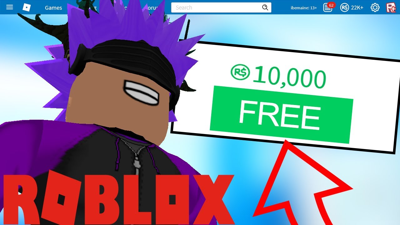 HOW TO GET 10000 ROBUX FREE | HUGE ROBUX GIVEAWAY | 40K ...