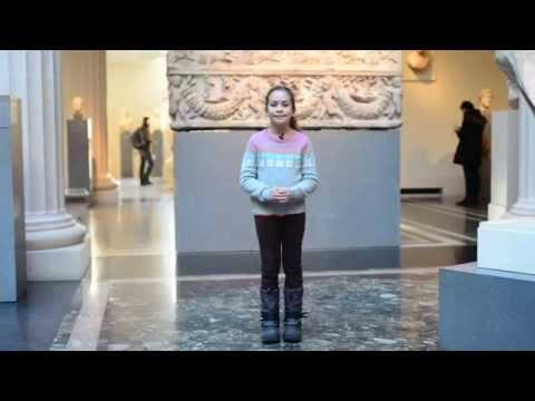 #MetKids—Can I Learn about Greek Mythology at the Met?
